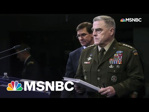 Rep. Schiff: Gen. Milley Could Be 'Possible' Jan. 6 Committee Witness