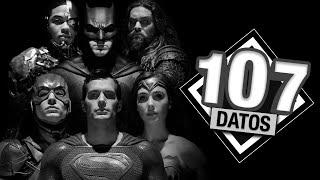 107 datos de 'La Liga de la Justicia' que DEBES saber (Atómico #206 ) en Átomo Network