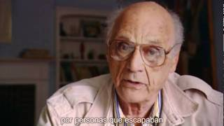 The Atheism Tapes: Arthur Miller (subtitulado) 2/2