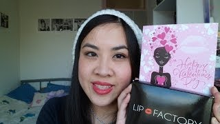 Lip Factory Inc February 2014 + Sillyness Thumbnail