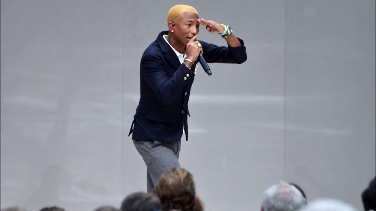 Pharrell Williams Promises 114 Internships To 114 Harlem High School Graduates