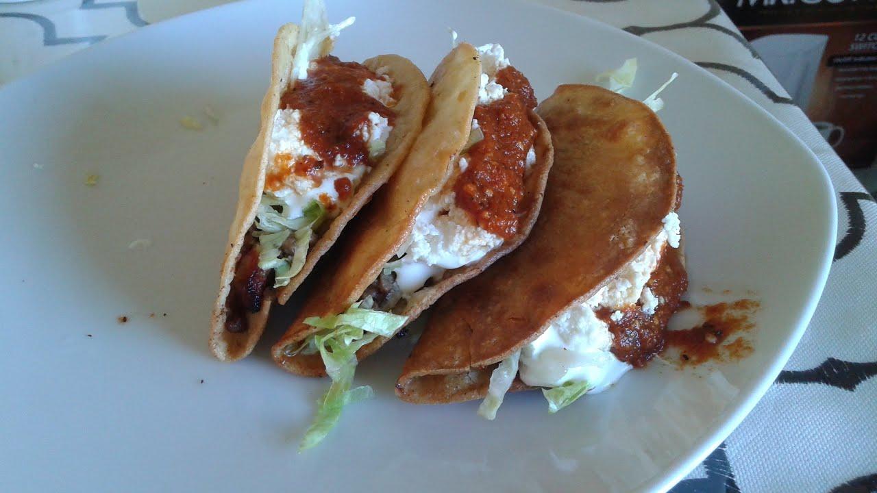 Tacos dorados de pollo youtube - Tacos mexicanos de pollo ...