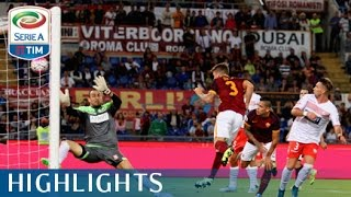 Video Gol Pertandingan AS Roma vs Carpi