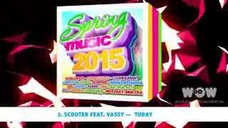Spring Music 2015 - minimix, главные хиты этой весны на WOW TV