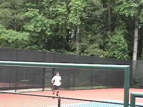 2008 Fair Oaks Tennis Center Mens Open tennis championships - CoachVtennis.com