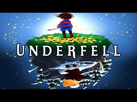 | TWISTED UNDERTALE...WITH VOICE ACTING!  | UNDERFELL, Full Demo Playthrough