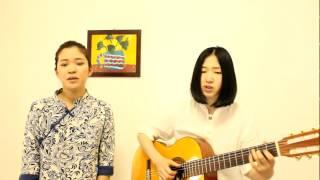 さよならの夏~コクリコ坂から~ 原唱:手嶌葵翻唱:咖啡貓姐妹--------...