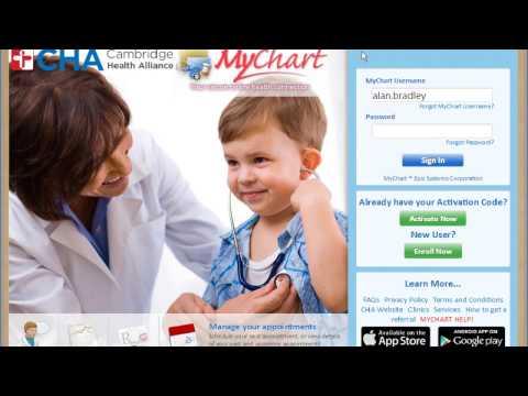 Overview of MyChart Patient Portal