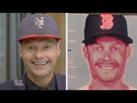 Ryan Seacrest Looks Just Like Red Sox Pitcher Joe Kelly