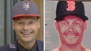Ryan Seacrest Looks Just Like Red Sox Pitcher Joe Kelly