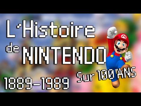 L'Histoire de Nintendo sur 100 ans ! (1889 - 1989)