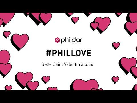 L'équipe Phildar vous souhaite une bonne Saint Valentin ? #PHILLOVE