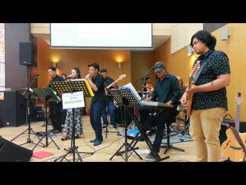 Amelina - Memori Daun Pisang - cover by izam band