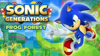 Sonic Generations - Frog Forest - Walkthrough