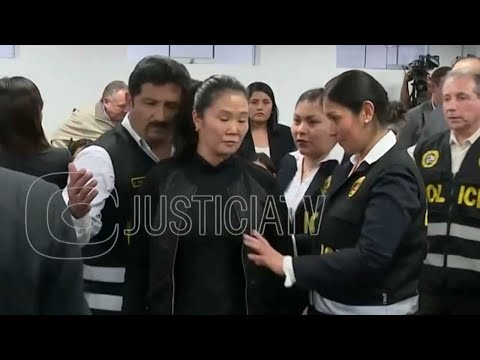 Peru's Keiko Fujimori back in jail for duration of bribery investigation