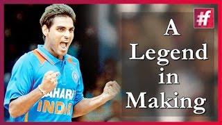 #fame cricket - India Vs England | Bhuvaneshvar Kumar - A Legend In Making