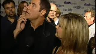 Grease 1978   Extras   John Travolta and Olivia Newton John Interview 2002   YouTube