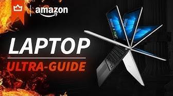 TOP 6 | 2020 | Die BESTEN Laptops/Notebooks in allen Preiskategorien | HALL OF PRODUCTS #2