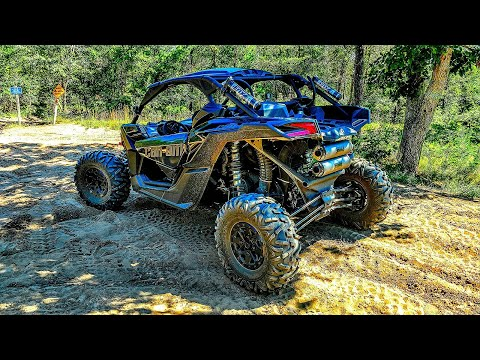 STAGE 3 TUNED TURBO RZR VS STAGE 3 TUNED CAN-AM MAVERICK X3