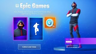 """How To Get """"ICONIC SKIN"""" for FREE in Fortnite Season 8! (Free iconic Skin)"""