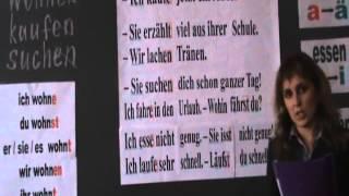 Німецька  мова 5 клас. Відмінювання