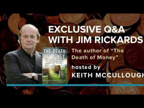 REPLAY: An Interview With Jim Rickards & Keith McCullough on HedgeyeTV