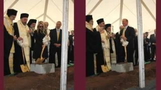 St. Anna Greek Orthodox Church Groundbreaking, Flemington, NJ