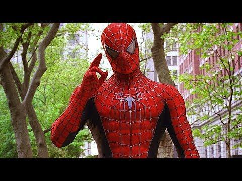 SpiderMan Pizza Time   SpiderMan 2 2004 Movie  HD