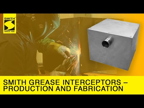 Smith Grease Interceptors - Production and Fabrication HD