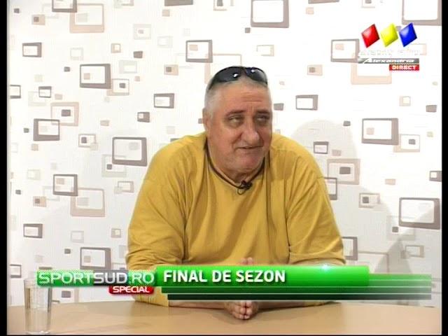 Sport SUD Special - Dinu Stoianov - 29.10.2019