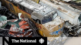 Transport Canada Concludes CP Rail Failed To Identify Hazards Before Deadly Derailment