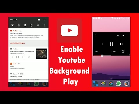 How To Enable Youtube Background Play in Non-Rooted Phone