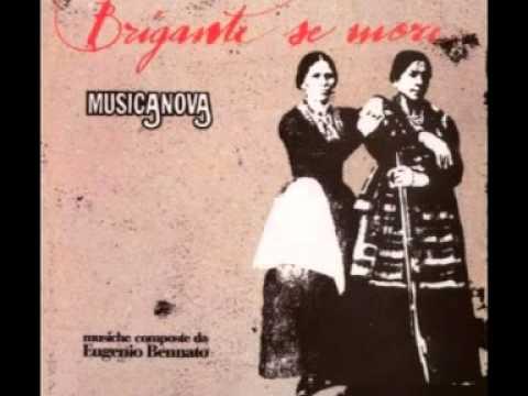 Brigante se more - Musicanova