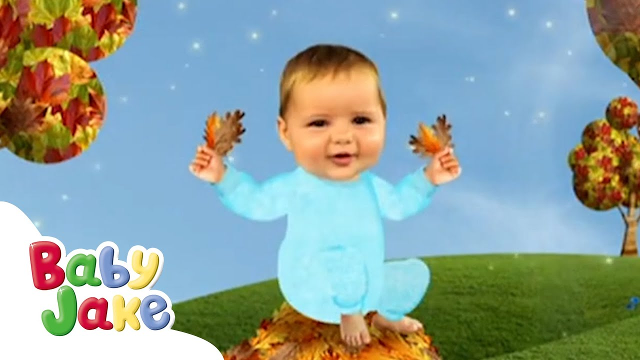 Baby Jake - Changing of the Seasons | FULL EPISODE | Cartoons for Kids
