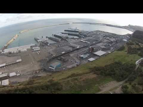 Dover Harbor UK 02