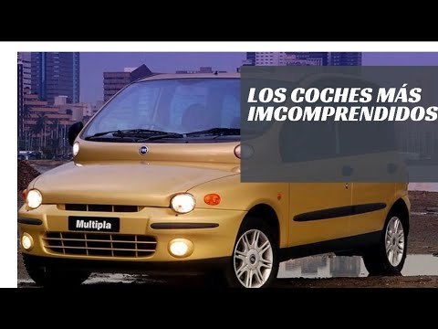 Estos son los coches ms INCOMPRENDIDOS de la historia