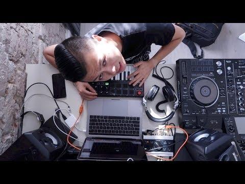 DJ Ravine's London Vlog Ep.2 (Point Blank Music School)