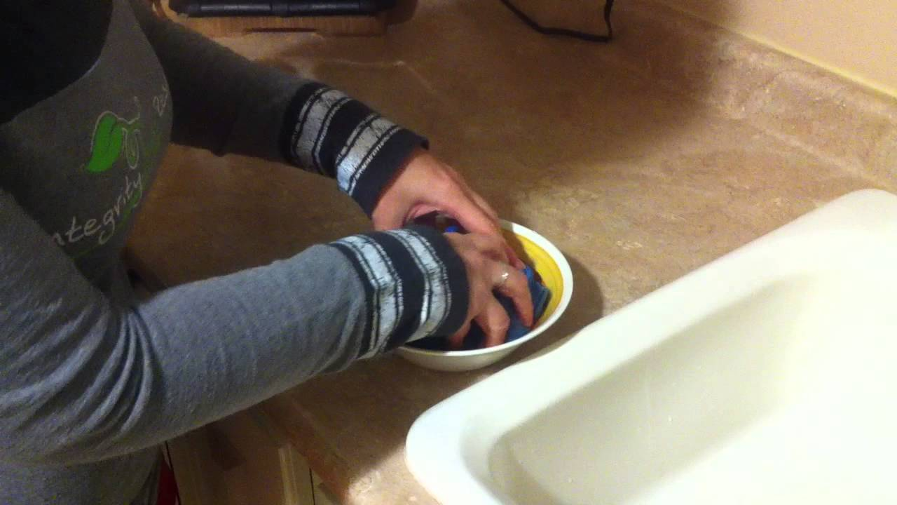 norwex kitchen towel & cloth a.k.a. my paper towel replacers - youtube