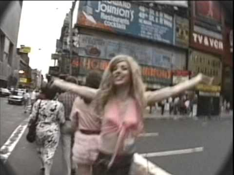 RuPaul & Lahoma Walk from Times Square to the East Village in 1986