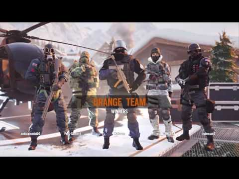 Rainbow 6 siege | casual gameplay | total defeat