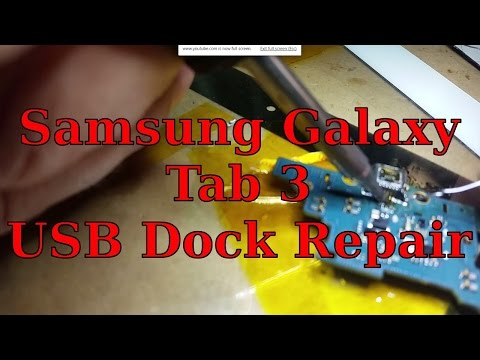 how to fix samsung s5 loose charge port