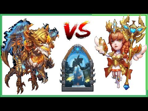 Dealing with Empower Athene in Guild Wars Castle Clash