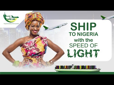 Ship to Nigeria With The Speed of Light