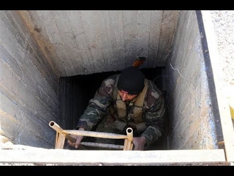 News Another tunnel of terrorists under Afrin