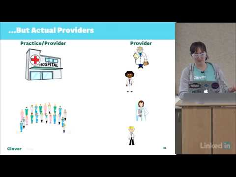Image from Febuary 2017 Meeting at LinkedIn: Production Data Science for Healthcare in Python