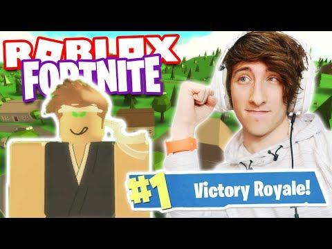 Roblox Fortnite Island Royale NINJA SKIN NEW UPDATE! #1 VICTORY ROYALE! | Jailbreak FREE Gliders!