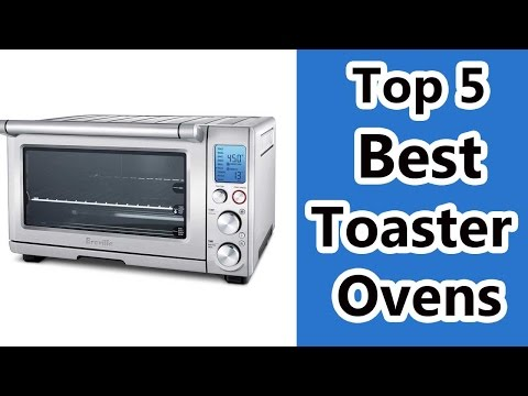 Top 5 Best Toaster Ovens Reviews 2017 - Toaster Convection Oven
