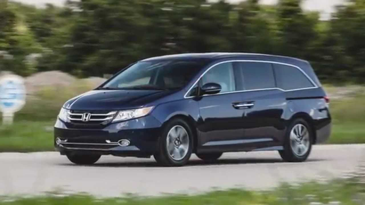 2014 honda odyssey touring elite vs 2015 kia sedona sxl youtube. Black Bedroom Furniture Sets. Home Design Ideas