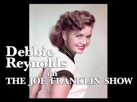 The Joe Franklin Show - guests include Debbie Reynolds