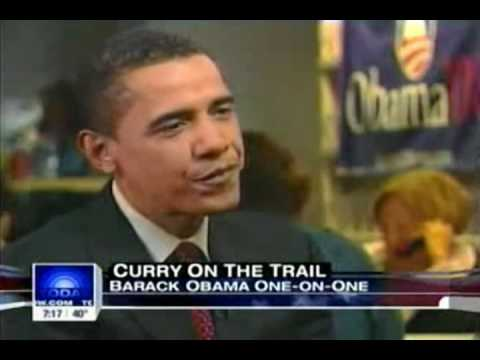 2008-04-01 - Barack Obama Promotes Empathy: Ann Currie Interview Today Show